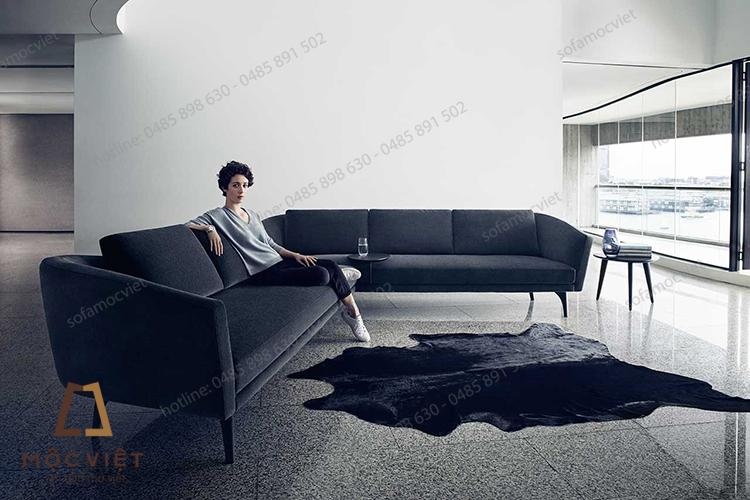 Những mẫu ghế sofa nỉ giá rẻ mới nhất