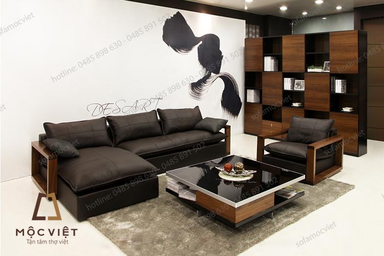 Địa chỉ bán ghế sofa da cao cấp tại Hà Nội