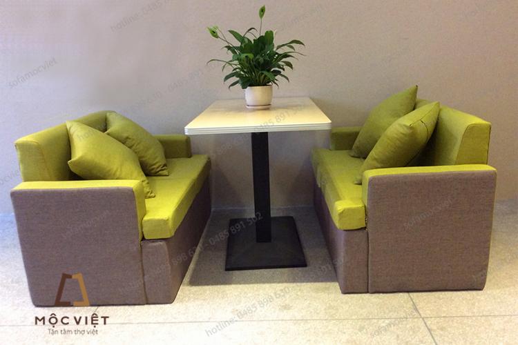 Ghế sofa cafe giá rẻ MVSCF-004