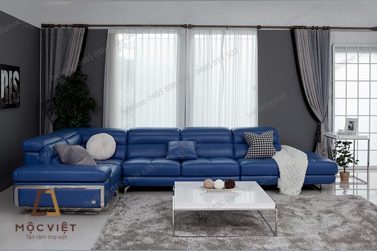 Ghế sofa da cao cấp MVSD-032