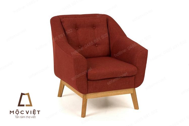 Ưu điểm khi mua ghế sofa đơn hiện đại