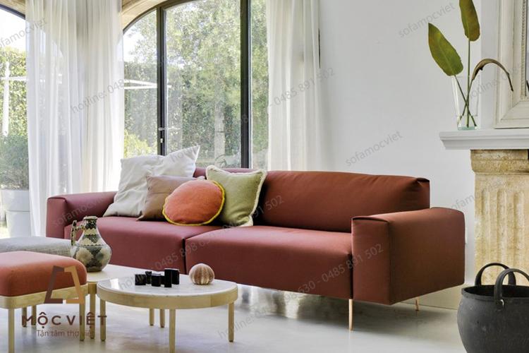Sofa văng đẹp hiện đại tại hà Nội