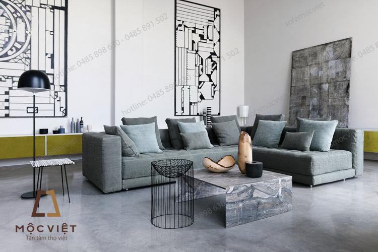 Tổng hợp những mẫu sofa phòng khách năm 2017