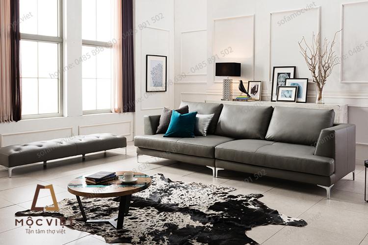 Xưởng đóng ghế sofa phòng khách uy tín tại hà nội