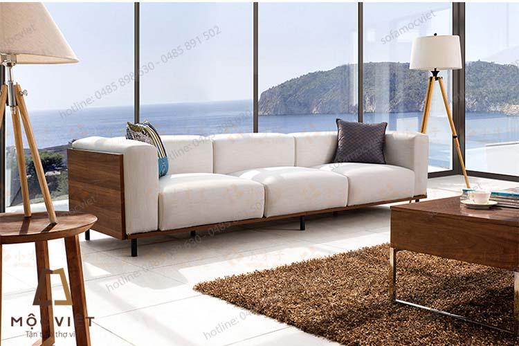 Những kiểu dáng sofa văng phòng khách đẹp