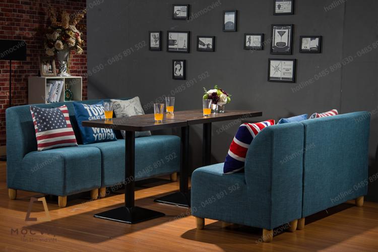 Sofa cafa nỉ đẹp MVSCF-001