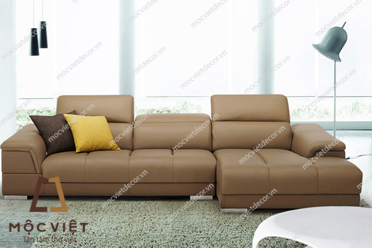 Trang trí sofa cho phòng khách và những vấn đề phải lưu tâm