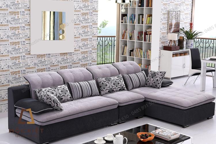 Tư vấn chọn màu sắc sofa nỉ năm 2018