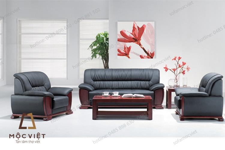 Mẫu ghế sofa văn phòng cao cấp năm 2018