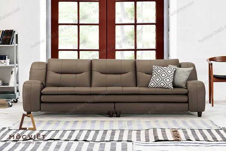 Những lưu ý khi mua sofa văng phòng khách