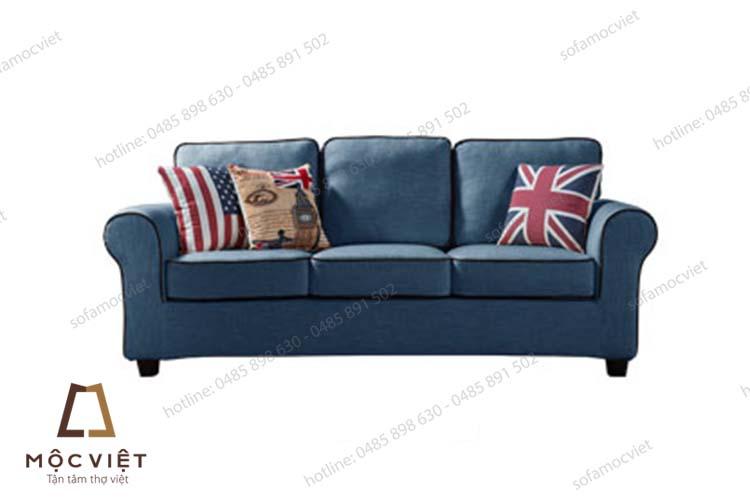 Hướng dẫn chọn màu sắc cho sofa góc phòng khách chung cư